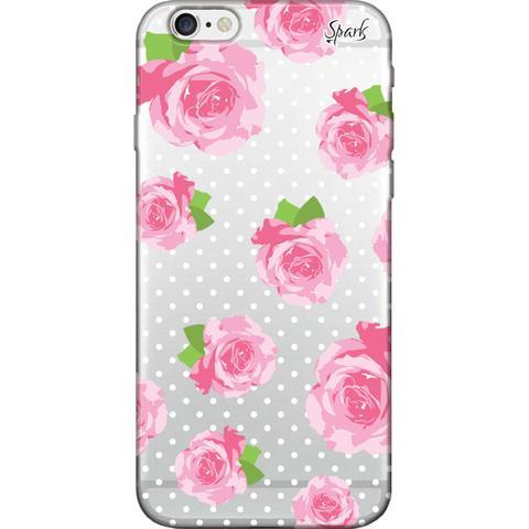 Imagem de Capa para Celular Samsung J2 Prime - Spark Cases - Rosas
