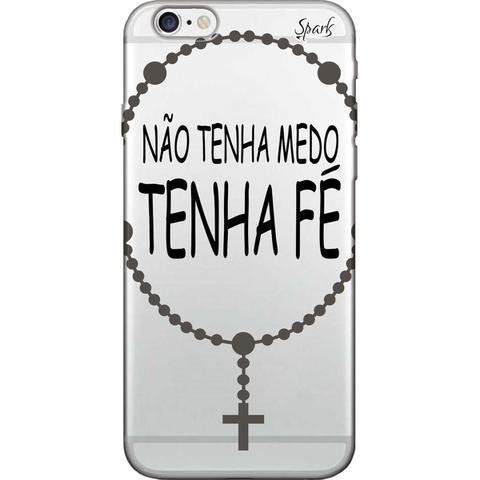 Imagem de Capa para Celular Samsung J2 Prime - Spark Cases - Tenha Fé