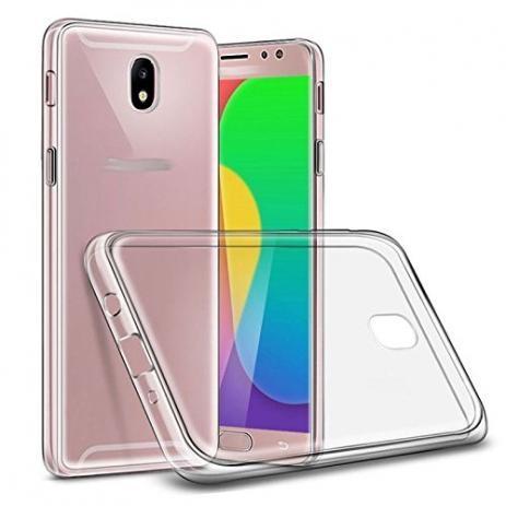 Imagem de Capa para Celular Samsung J5 II - Spark Cases - Transparente