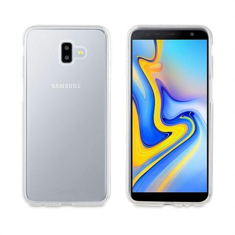 Imagem de Capa para Celular Samsung J6 Plus - Spark Cases - Transparente