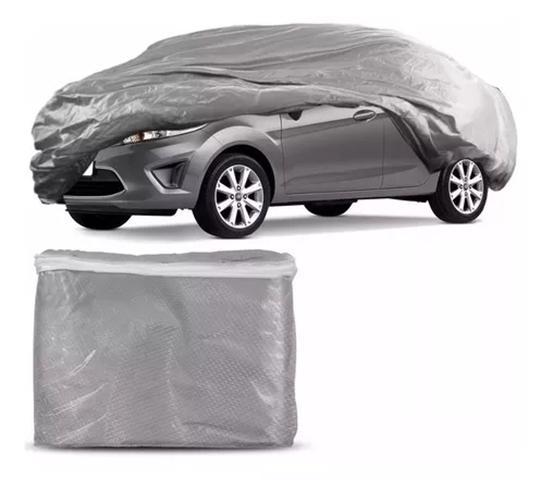 Imagem de Capa para  cobrir carro impermeável forrada - g