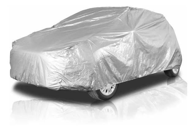 Imagem de Capa para cobrir carro impermeável forrada m