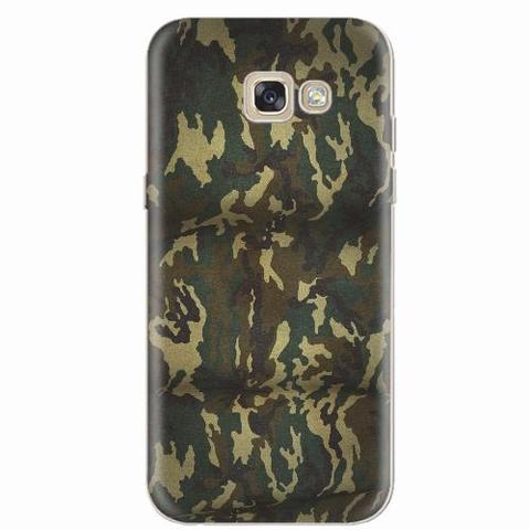 Imagem de Capa para Galaxy A7 2017 Army Camouflage