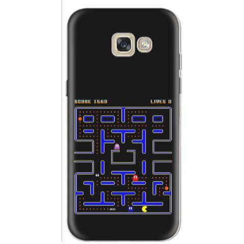 Imagem de Capa para Galaxy A7 2017 Pacman 01