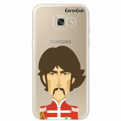 Imagem de Capa para Galaxy A7 2017 The Beatles George Harrison