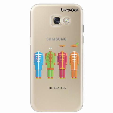 Imagem de Capa para Galaxy A7 2017 The Beatles Sgt. Peppers