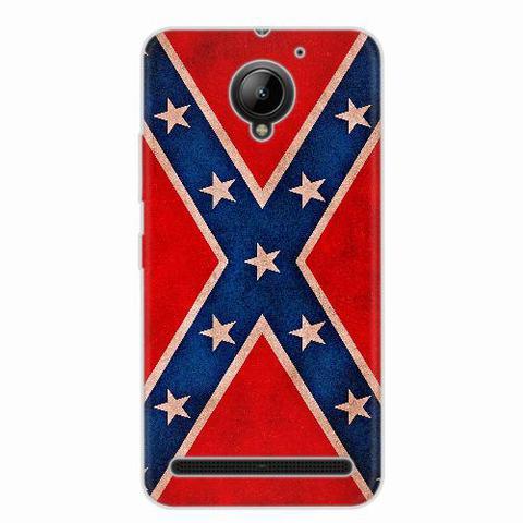 Imagem de Capa para Galaxy A8 Bandeira Confederados Sulistas