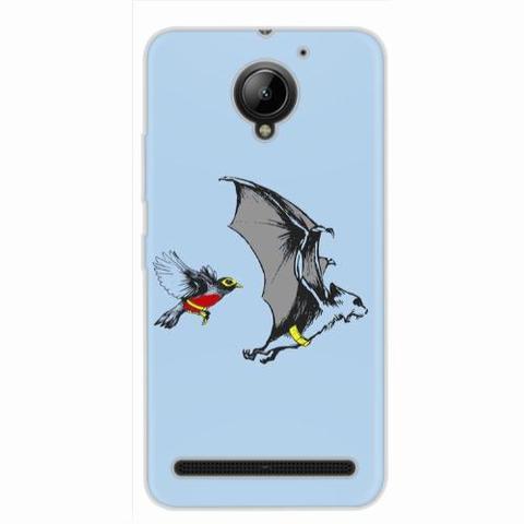 Imagem de Capa para Galaxy A8 Bat and Robin