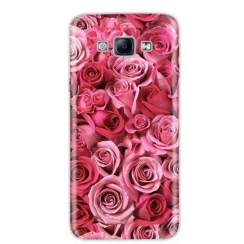 Imagem de Capa para Galaxy A8 Rosas 01