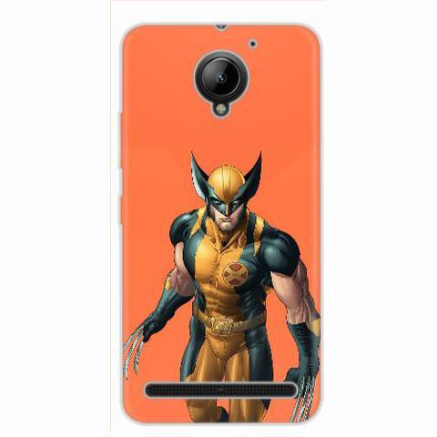 Imagem de Capa para Galaxy A8 Wolverine 02