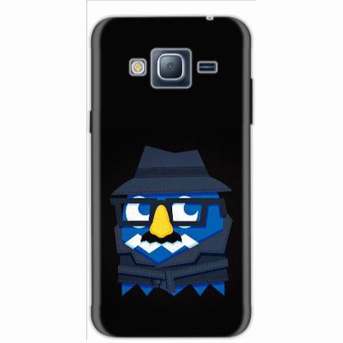 Imagem de Capa para Galaxy J1 Pacman Ghost