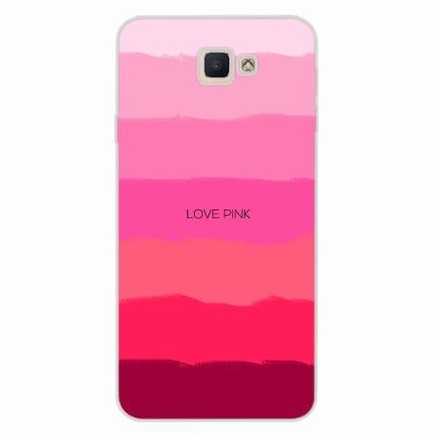 Imagem de Capa para Galaxy J5 Prime Love Pink