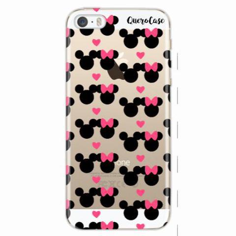 Imagem de Capa para Galaxy S3 Mini Mickey e Minnie 05