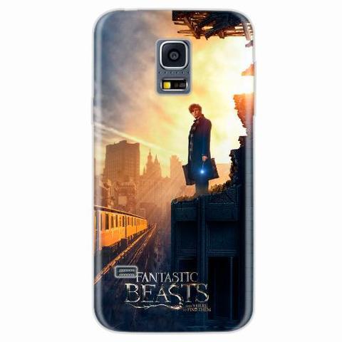Imagem de Capa para Galaxy S5 Mini Animais Fantásticos e Onde Habitam 05
