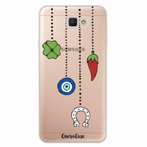 Imagem de Capa para Galaxy S5 Mini Badulaques