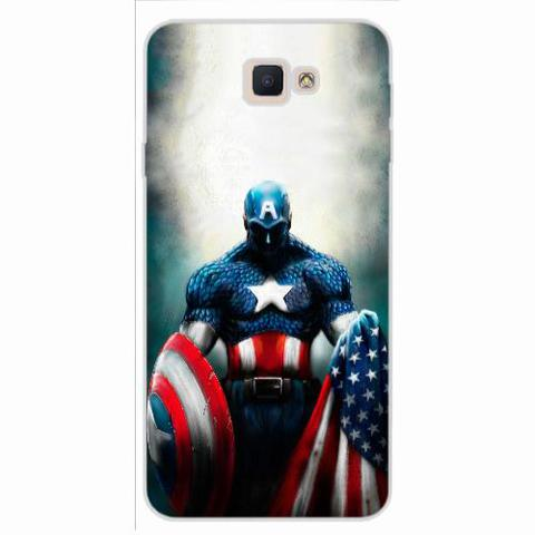 Imagem de Capa para Galaxy S5 Mini Capitão América 03