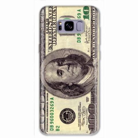 Imagem de Capa para Galaxy S8 Plus 100 Dólares
