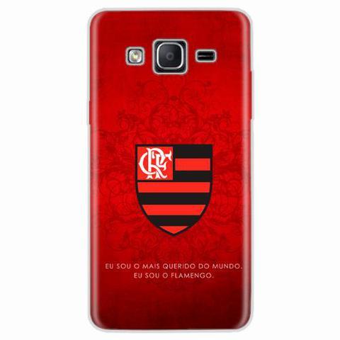 Imagem de Capa para Galaxy S8 Plus Flamengo 01