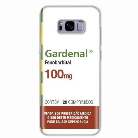 Imagem de Capa para Galaxy S8 Plus Gardenal