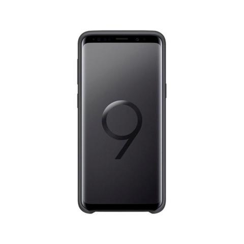 Imagem de Capa Para Galaxy S9 Anti Impacto Silicone Cover com Película Premium 3D Tela Inteira