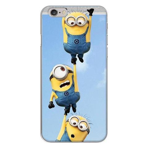 Imagem de Capa para iPhone 4 e 4S - Minions