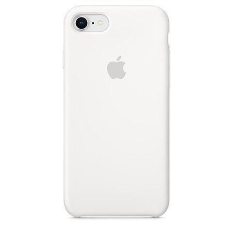 Imagem de Capa para iPhone 7/8 em Silicone Branco