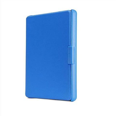 Imagem de Capa para Kindle 8ª geração Azul Original