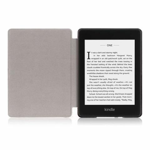 Imagem de Capa para Kindle Paperwhite da 10 geração - FIT rígida - tampa magnética