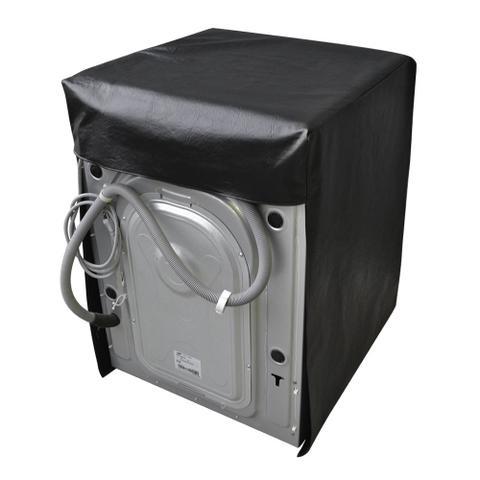 Imagem de Capa Para Lava e Seca LG 8,5 Kg Abertura Frontal Preta