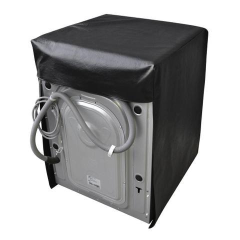 Imagem de Capa Para Lava e Seca Samsung 11 KG Abertura Frontal Preta