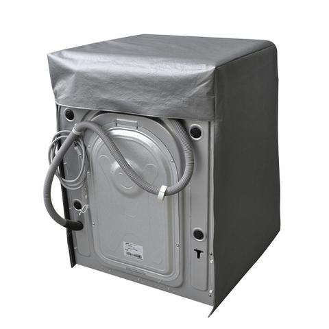 Imagem de Capa Para Lava e Seca Samsung 8,5 Kg Abertura Frontal Cinza