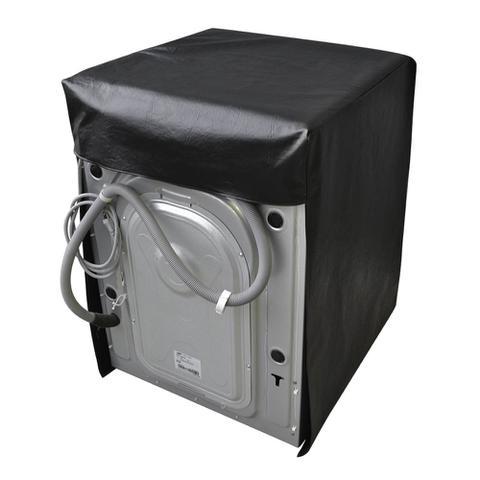 Imagem de Capa Para Lava e Seca Samsung 8,5 Kg Abertura Frontal Preta