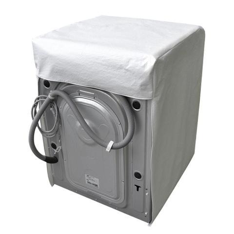 Imagem de Capa Para Lava e Seca Samsung 9 Kg Abertura Frontal Branca