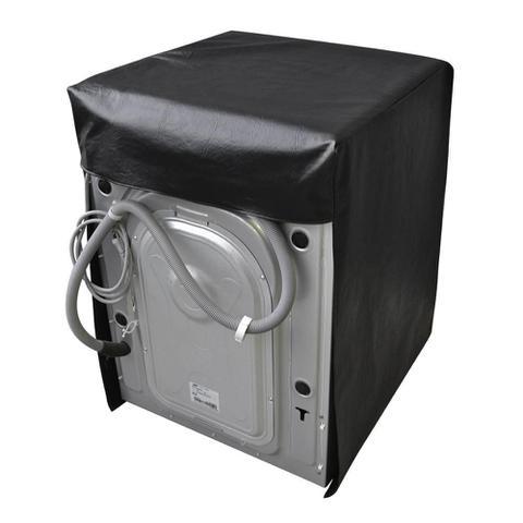 Imagem de Capa Para Lava e Seca Samsung 9 KG Abertura Frontal Preta