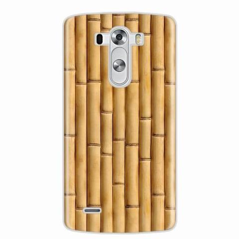 Imagem de Capa para Lg G3 Bambú 01