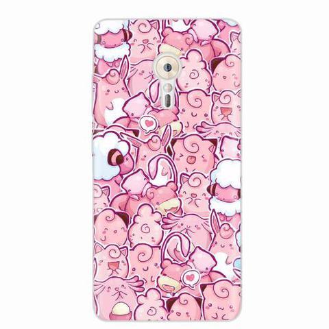 Imagem de Capa para LG G4 Pokemons Rosa