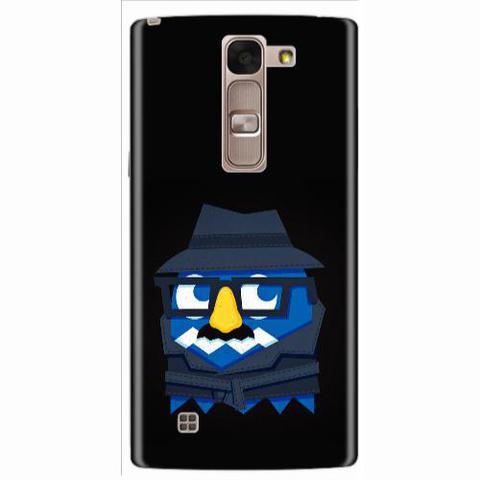 Imagem de Capa para LG Prime Plus Pacman Ghost