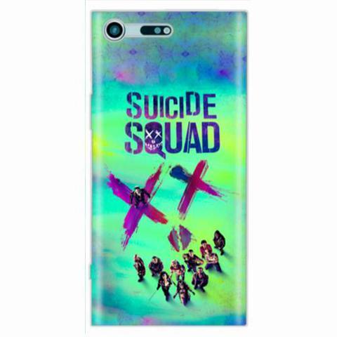Imagem de Capa para LG Prime Plus Suicide Squad