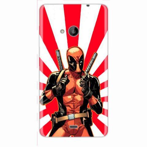 Imagem de Capa para Lumia 535 Deadpool 02