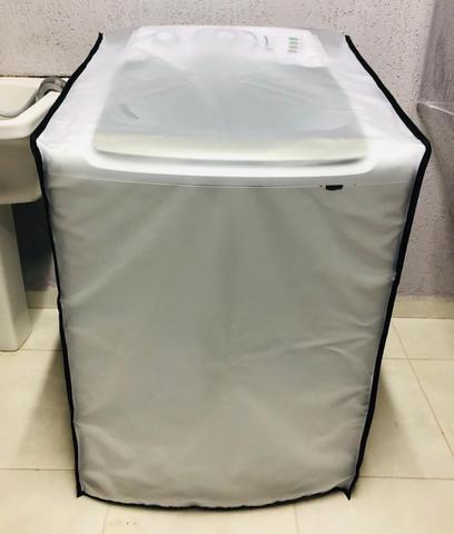Imagem de Capa para máquina de lavar 13-15kg impermeável