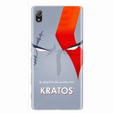 Imagem de Capa para Moto E4 Plus God of War Kratos 03