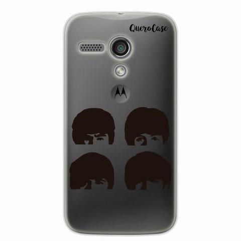 Imagem de Capa para Moto G The Beatles