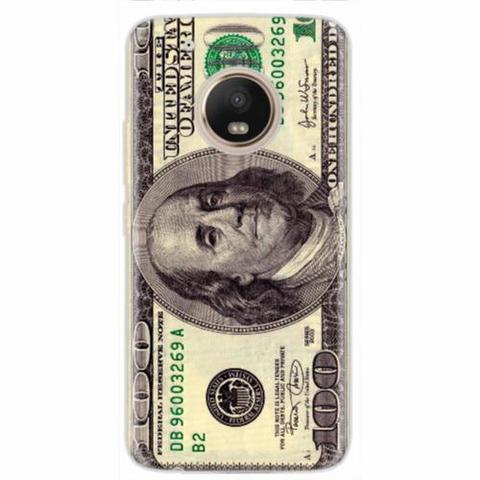 Imagem de Capa para Moto G5 Plus 100 Dólares