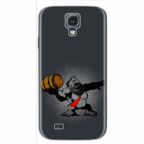 Imagem de Capa para Moto G5 Plus Banksy Donkey Kong