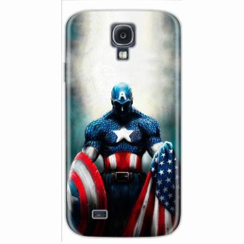 Imagem de Capa para Moto G5 Plus Capitão América 03