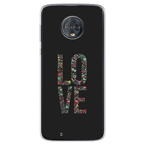 Imagem de Capa para Moto G6 Play - Love 2
