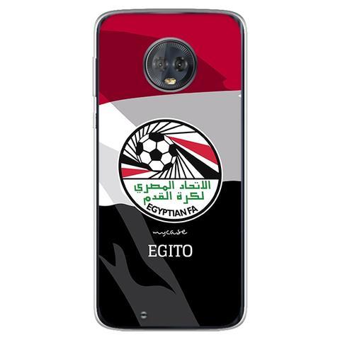 Imagem de Capa para Moto G6 Play - Seleção  Egito