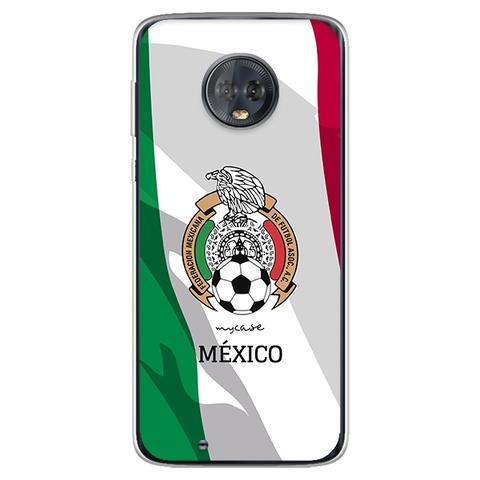Imagem de Capa para Moto G6 Play - Seleção  México