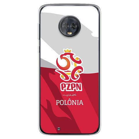 Imagem de Capa para Moto G6 Play - Seleção  Polônia
