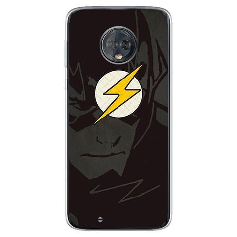 Imagem de Capa para Moto G6 Plus - Flash Símbolo